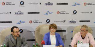 Александр Соколовский, Ирина Данилевская и Владимир Нечипорук